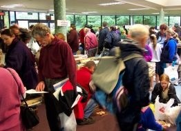 Giant Charity BookFest - The Rotary Club Of Heretaunga