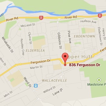 Giant Charity BookFest Location - 836 Fergusson Drive, Upper Hutt
